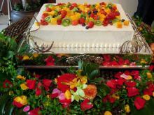 080308 披露宴ケーキ